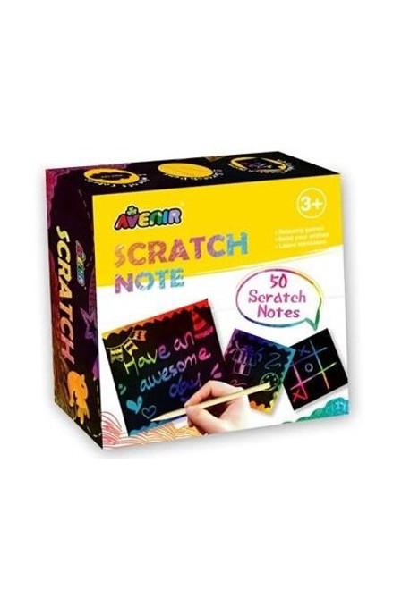 Scratch Note Books