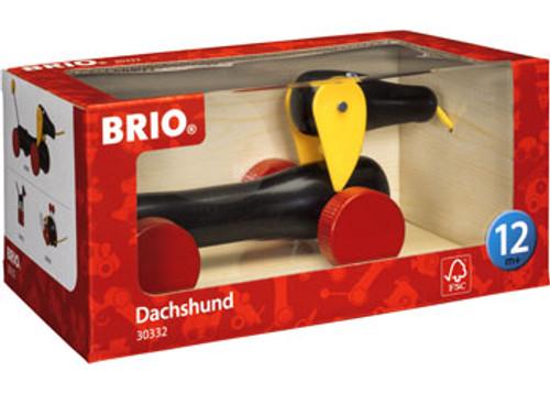 Brio Toddler - Dachshund