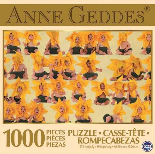 Sure Lox - Sunflowers Puzzle 1000 Piece