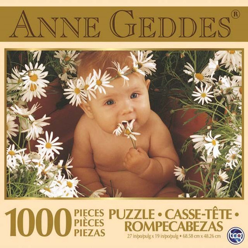Sure Lox - Daisies Puzzle 1000 Piece