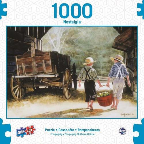 Sure Lox - The Apple Pickers Puzzle 1000 Piece Puzzle