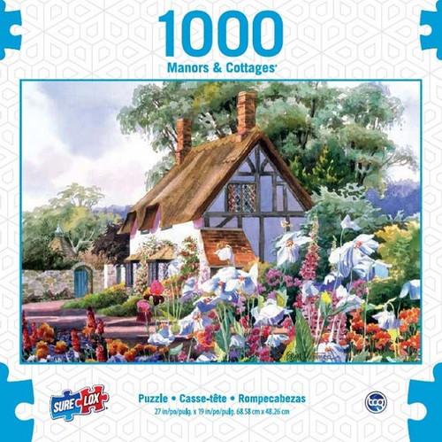 Sure Lox - April Cottage Puzzle 1000 Piece