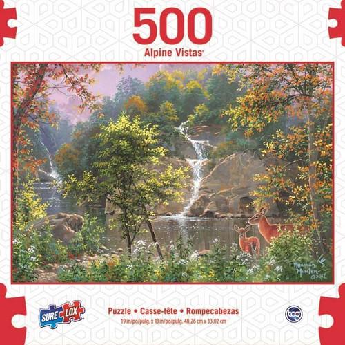 SURE LOX - DISCOVERING NATURE PUZZLE 500 PIECE