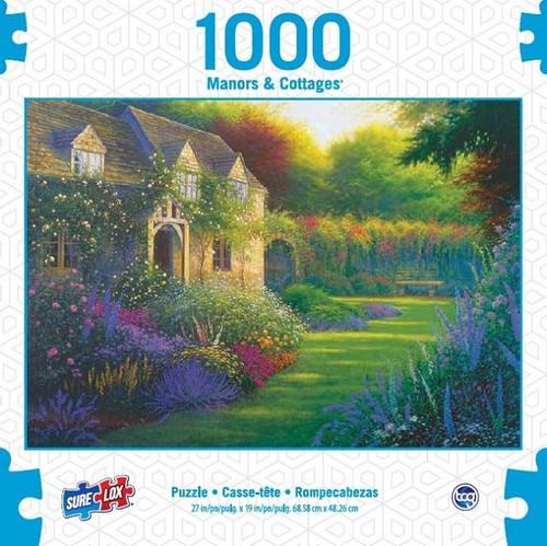 Sure Lox - The Cotton Cottage Puzzle 1000 Piece