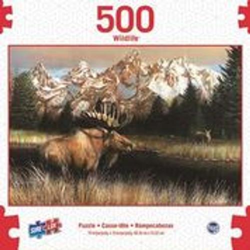 Sure Lox - Teton Majesty Puzzle 500 Piece