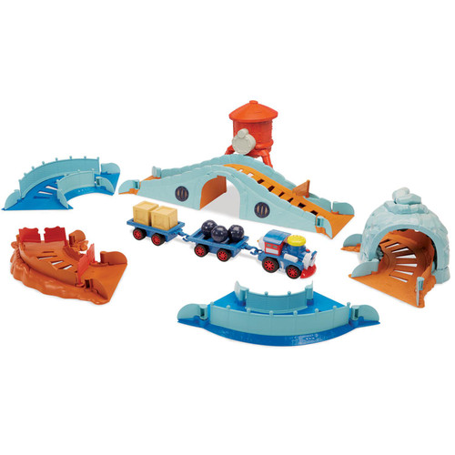 LITTLE TIKES SLAMMIN RACERS RUNAWAY RAILROAD
