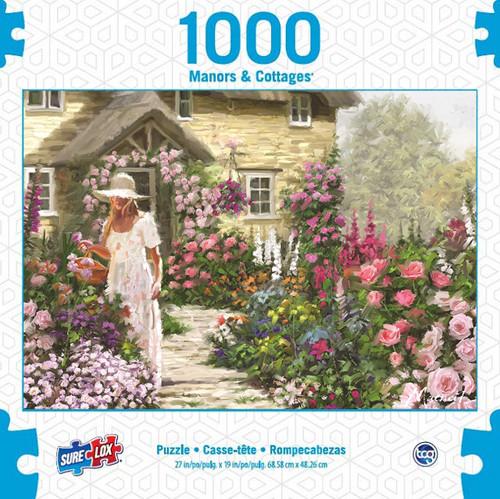 SURE LOX - SECRET GARDEN PUZZLE 1000 PIECE