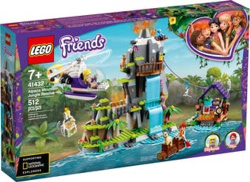 Lego Friends - Alpaca Mountain Jungle Rescue