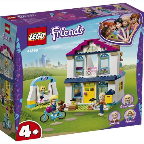 Lego Friends - Stephanies House 41398