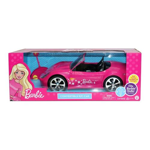 Barbie Convertible Rc Car