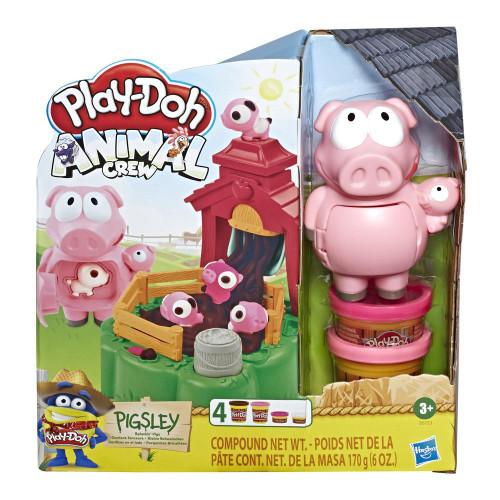 Play-doh pigsley splashin pigs