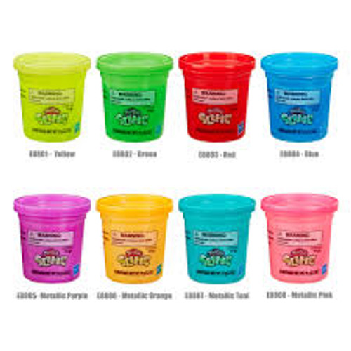 Play-doh slime single can