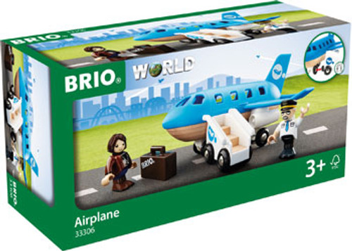 Brio Airplane 5 Pieces