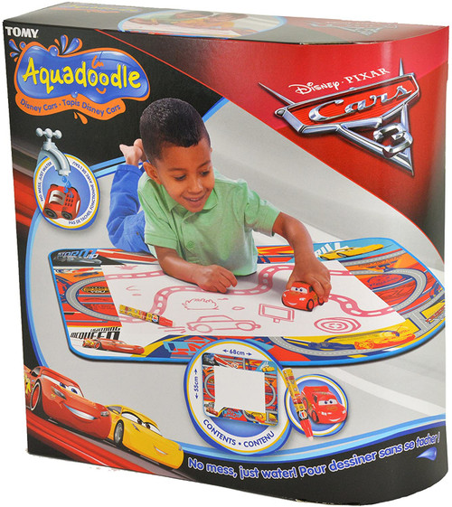 Disney cars aquadoodle