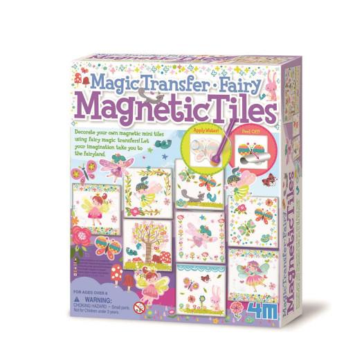 4m - Fairy Magnetic Tiles Magic Transfer