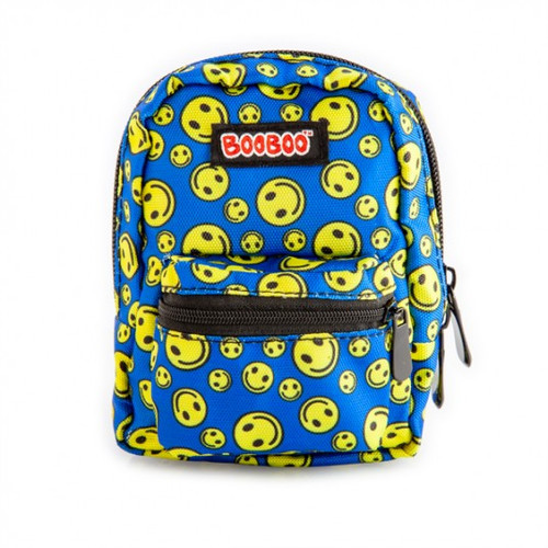 Backpack minis - happy face