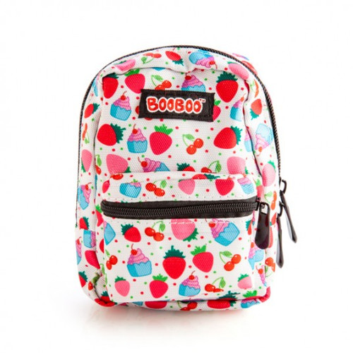 Backpack minis - strawberry