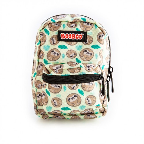 Backpack minis - sloth