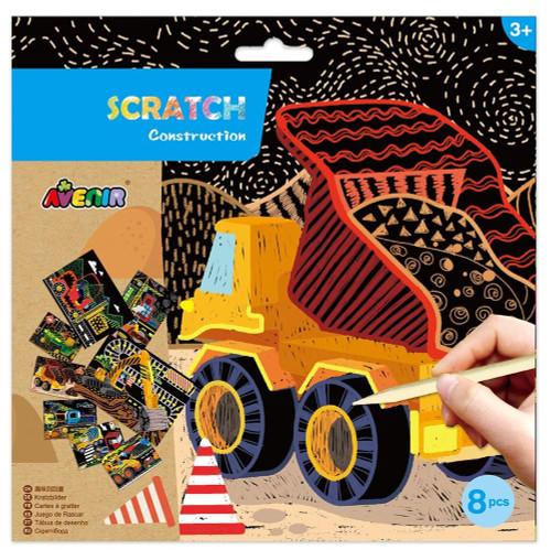Avenir - Scratch Construction