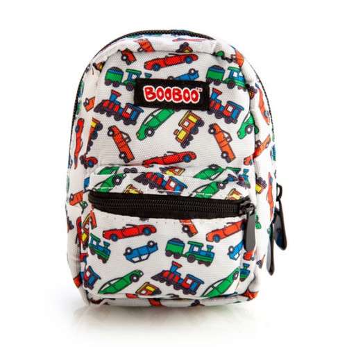 Backpack minis - trains & cars