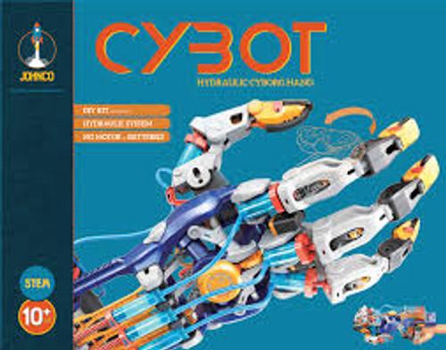 Cybot - Hydraulic Cyborg Hand