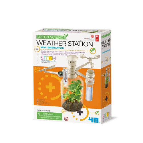 4M - Green Science Weather Station