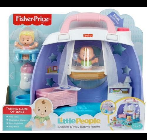 Little people babies cuddle & play nursery