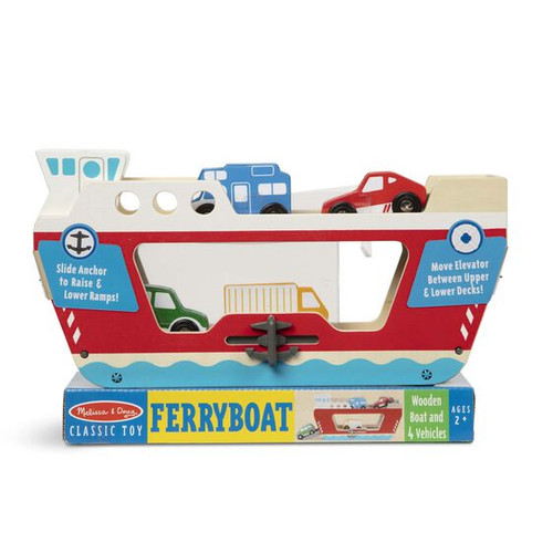 Melissa & doug - ferryboat