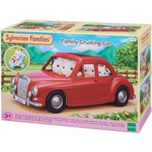Sylvanian families - family cruising car