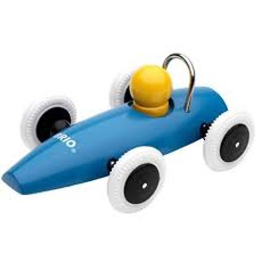 Brio Race Car - Blue
