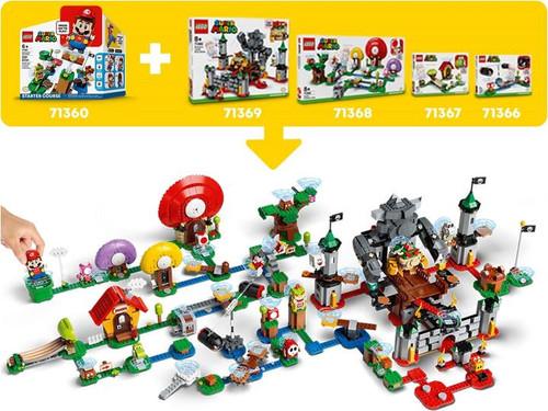 LEGO SUPER MARIO - CHARACTER PACKS