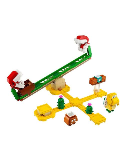 LEGO SUPER MARIO - PIRANHA PLANT POWER SLIDE EXPANSION SET