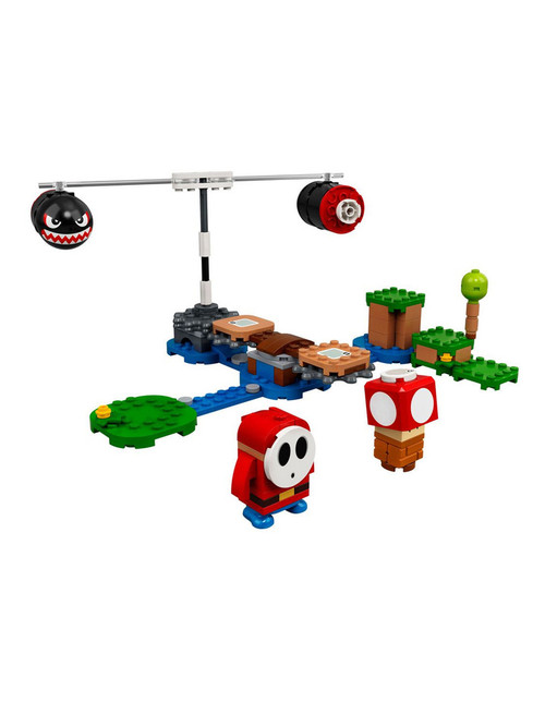 LEGO SUPER MARIO - BOOMER BILL BARRAGE EXPANSION SET