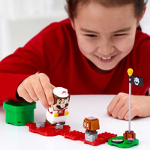 LEGO SUPER MARIO - FIRE MARIO POWER-UP PACK