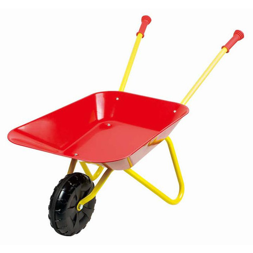 Wheelbarrow load & go