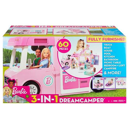 Barbie 3-in-1 Dreamcamper