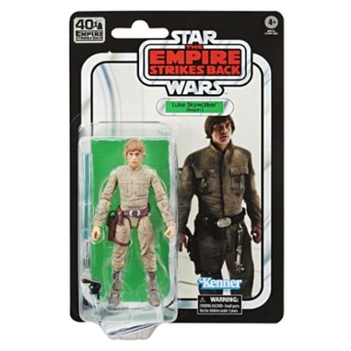 Star wars e5 40th anniversary figure - luke skywalker