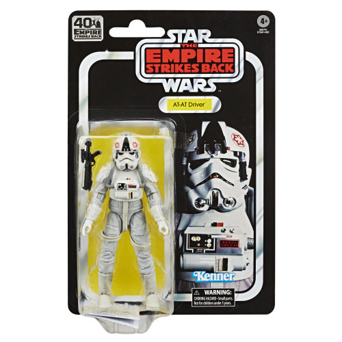 Star wars e5 40th anniversary figure - at-at driver