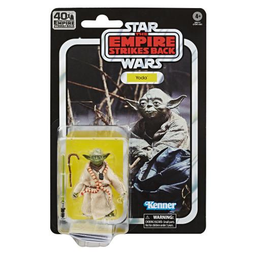 Star wars e5 40th anniversary figure - yoda
