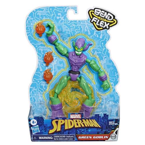 Spider-man bend & flex - green goblin