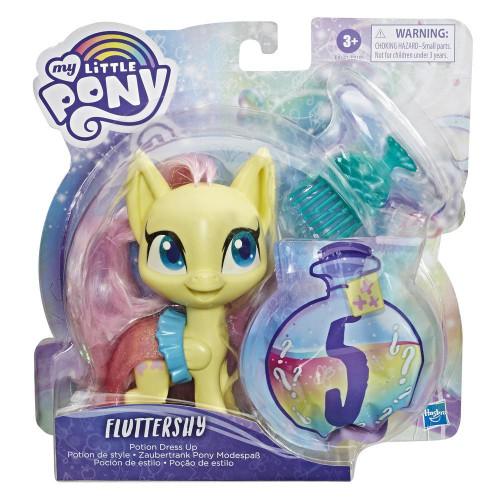 My little pony potion dress up - fluttershy
