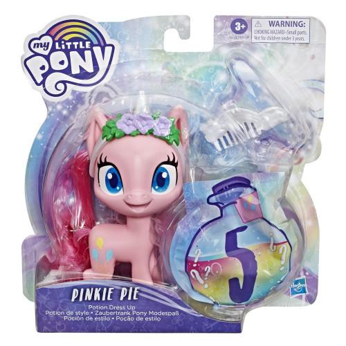 My little pony potion dress up - pinkie pie