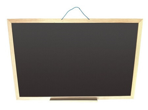 Giant Wall Hanging Black Board/white Board