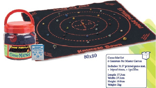 Vacor Marbles - Marble May Game Set