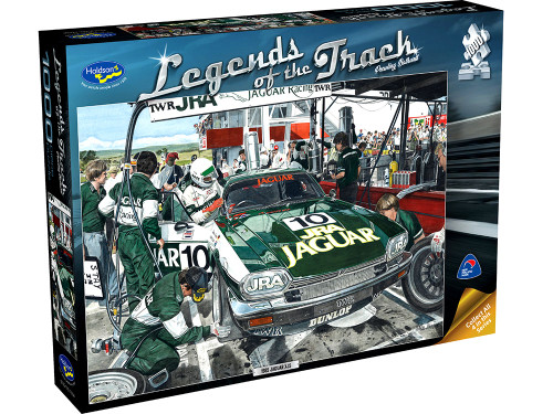 Legends of the track prowling bathurst 1000 pce puzzle