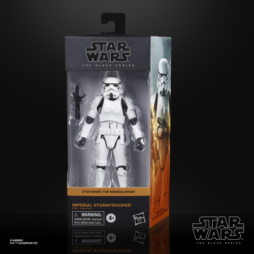 Star wars: the mandalorian imperial stormtrooper