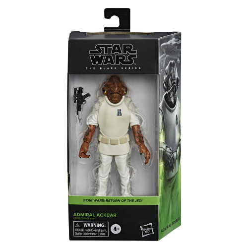 Star wars: return of the jedi admiral ackbar