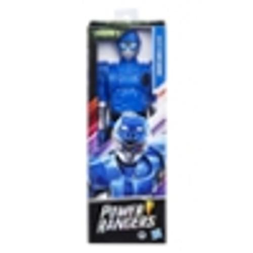 Power ranger 12 inch action figure beast-x blue ranger