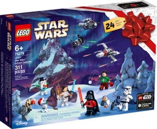 LEGO STAR WARS - ADVENT CALENDAR 75279