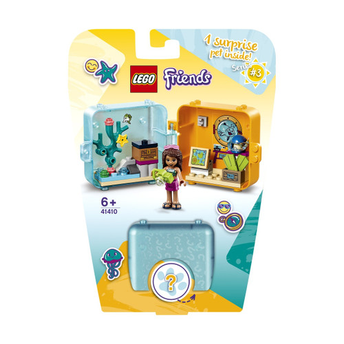 Lego Friends - Andreas Summer Play Cube